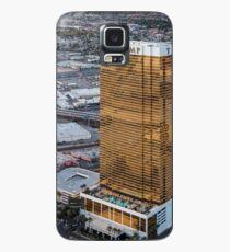 Aerial view of Trump International Hotel Las Vegas, Nevada, USA Case/Skin for Samsung Galaxy