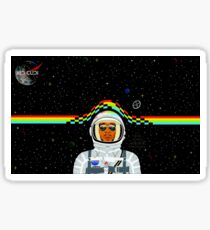 Kid Cudi Astronaut Sticker