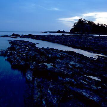 Blue inlet by mrmatt43