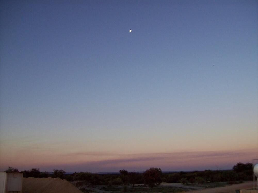 sunset in Gingin by dodgsun