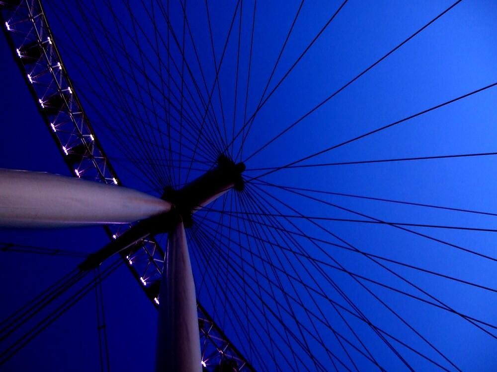 london eye by Daniel Parkinson
