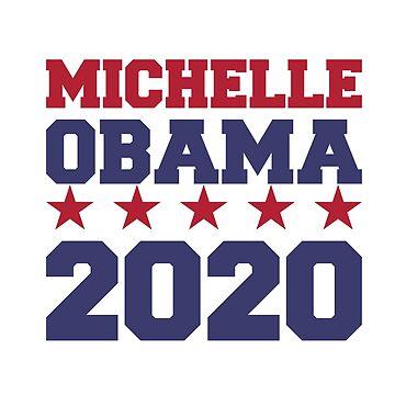 Michelle Obama 2020 by digitalage