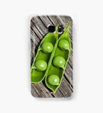 Peas Samsung Galaxy Case/Skin