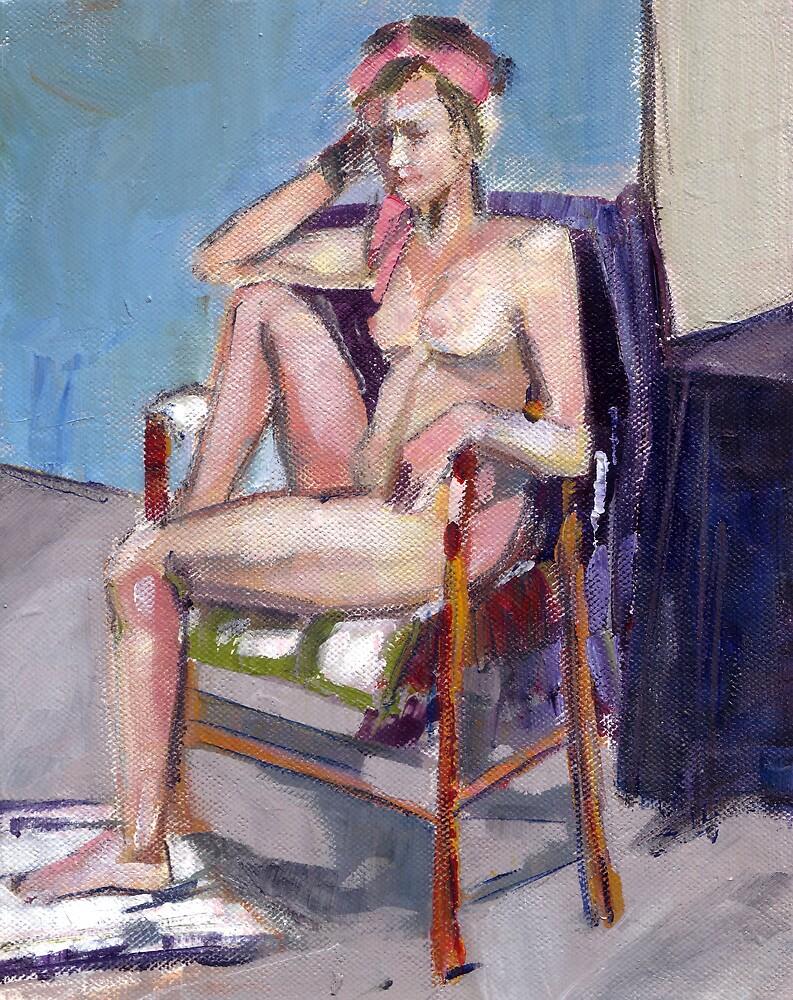 Carmen by Paul  Milburn