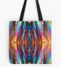 Surreal Sylvan Silver Tote Bag