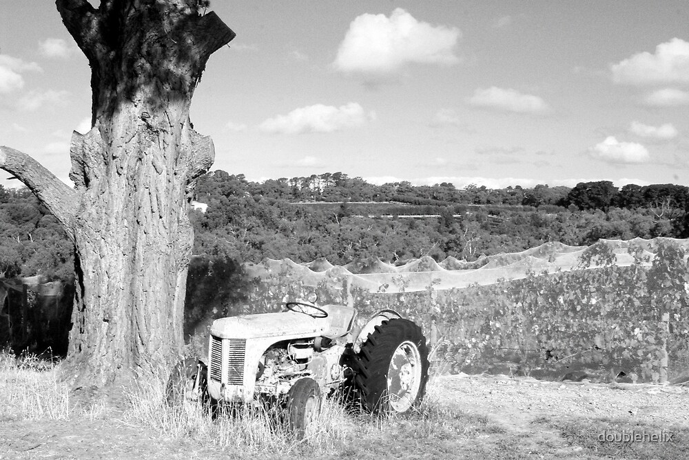 Ten minutes by Tractor by doublehelix