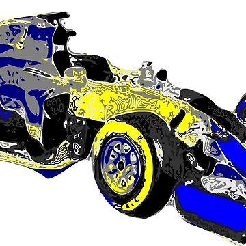 Racingcar by Grobie