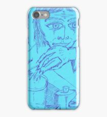 spiderwoman personified iPhone Case/Skin
