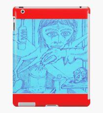 spiderwoman personified iPad Case/Skin
