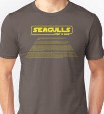Seagulls... MMHG Unisex T-Shirt