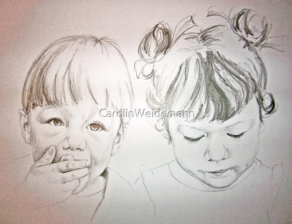 Shanes kids by CarolinWeidemann