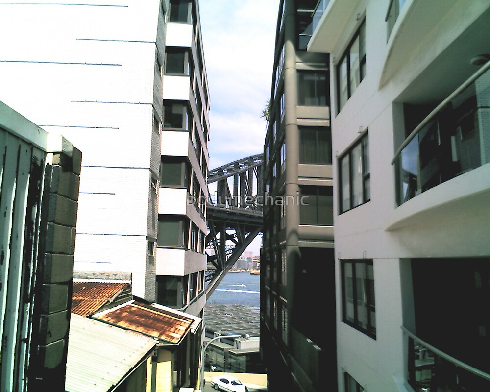 harbour bridge by bodymechanic