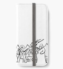 Avatar: The Last Airbender - Sokka's Drawing iPhone Wallet/Case/Skin