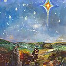 Star over Bethlehem by Sue Hodge