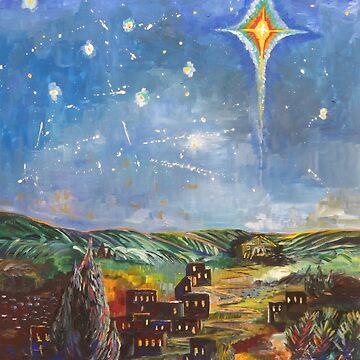 Star over Bethlehem by Ochresands