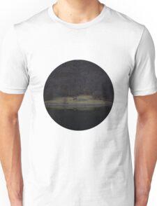 Violet island (fjords) Unisex T-Shirt