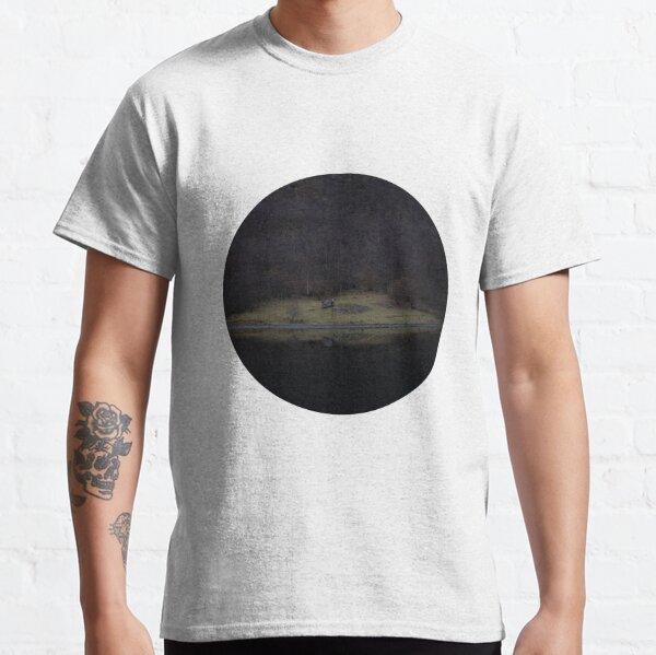 Violet island (fjords) Classic T-Shirt