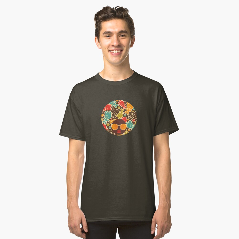 Teddy bears Classic T-Shirt Front