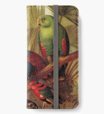 Parrots in the Jungle iPhone Wallet/Case/Skin