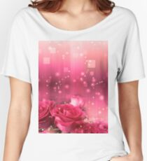 Roses in a Magic Light 2 Women's Relaxed Fit T-Shirt