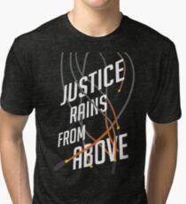 Justice Rains! Tri-blend T-Shirt