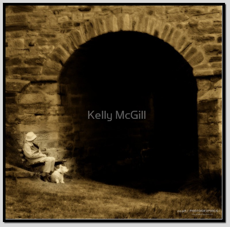 Do you dare go inside? by Kelly McGill