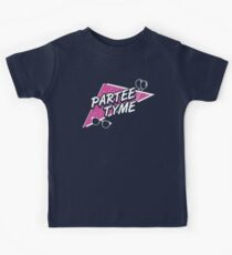 Official Dirty 30 - Partee Tyme Tee Kids Tee