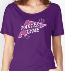 Official Dirty 30 - Partee Tyme Tee Women's Relaxed Fit T-Shirt