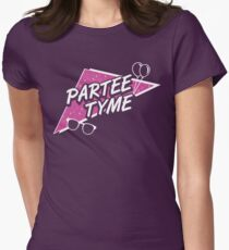 Official Dirty 30 - Partee Tyme Tee Women's Fitted T-Shirt