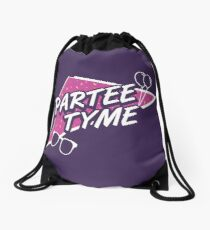 Official Dirty 30 - Partee Tyme Tee Drawstring Bag