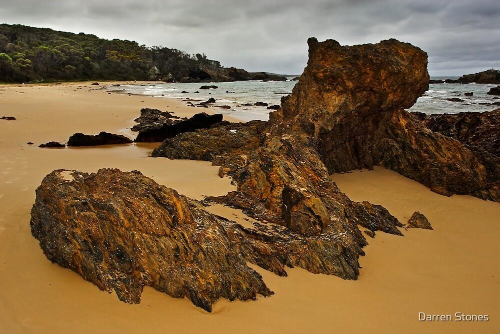 Mystery Bay by Darren Stones