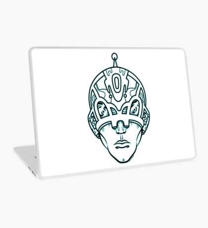 Space Cadet Laptop Skin