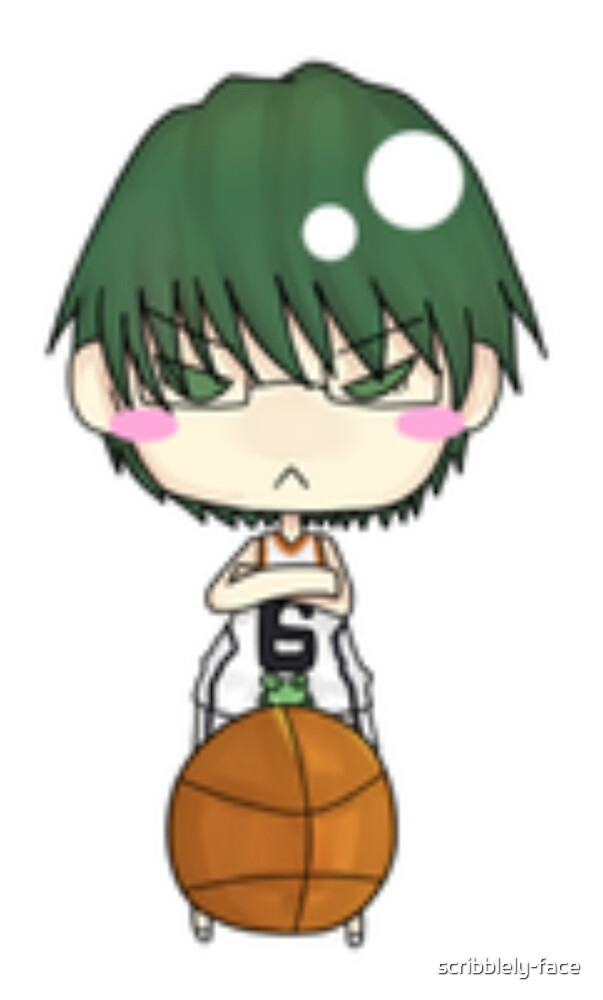 Midorima by scribblely-face