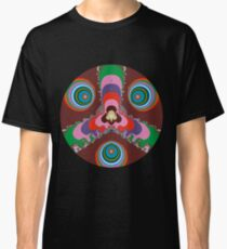 Psychedelic Eyes Classic T-Shirt