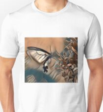 Butterfly Collecting Pollen T-Shirt