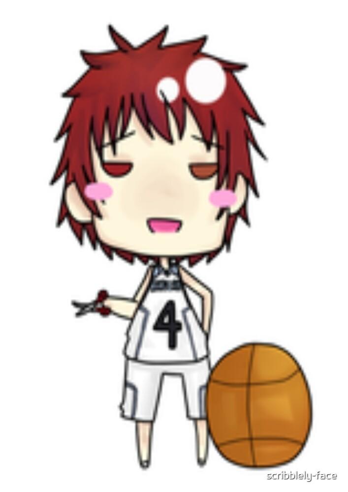Akashi by scribblely-face
