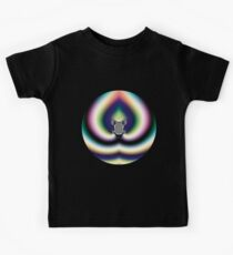 Psychedelic Heart Kids Clothes