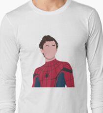 Tom holland, peter parker Long Sleeve T-Shirt