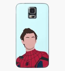 Tom holland, peter parker Case/Skin for Samsung Galaxy