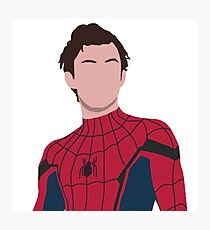 Tom holland, peter parker Photographic Print