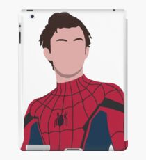 Tom holland, peter parker iPad Case/Skin