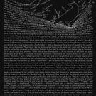Der Rabe von Edgar Allan Poe von vomaria