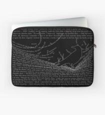 The Raven by Edgar Allan Poe Laptop Sleeve