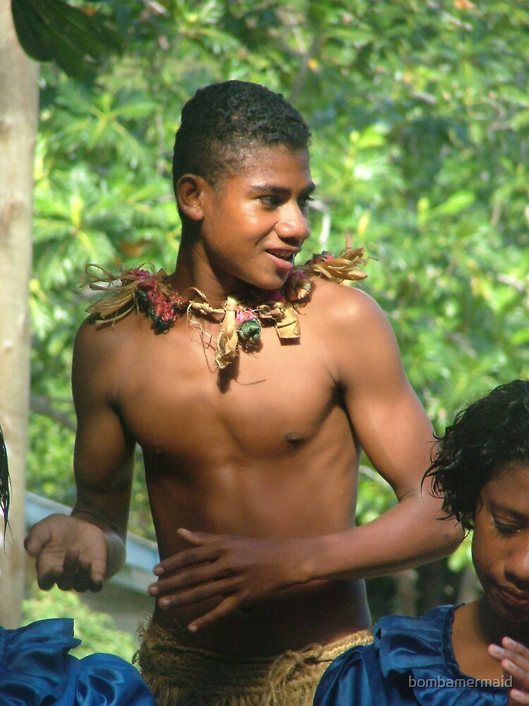 Fiji Dance by bombamermaid