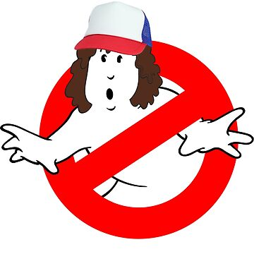 Ghost Dustin by Jenik