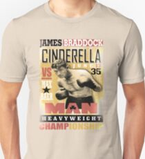 JAMES BRADDOCK T-Shirt