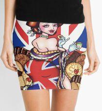 Biscuits Queen Geisha Mini Skirt