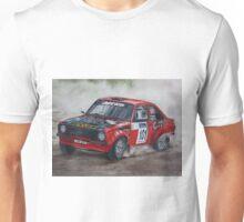 Colin McRae Mk 2 Escort Rally  Unisex T-Shirt
