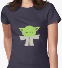 Yoda Women's Fitted T-Shirt
