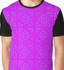 Azulejo Geometrical Colors Graphic T-Shirt